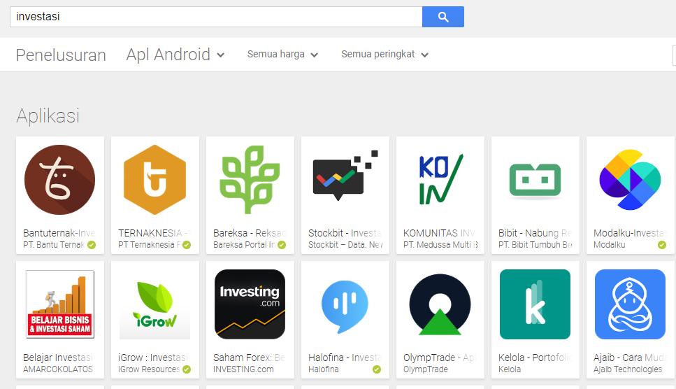 Cara Mudah Investasi Melalui Aplikasi di Smartphone